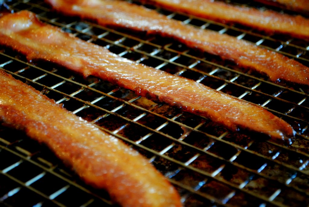 Spicy Apple Candied Bacon – Food & Swine