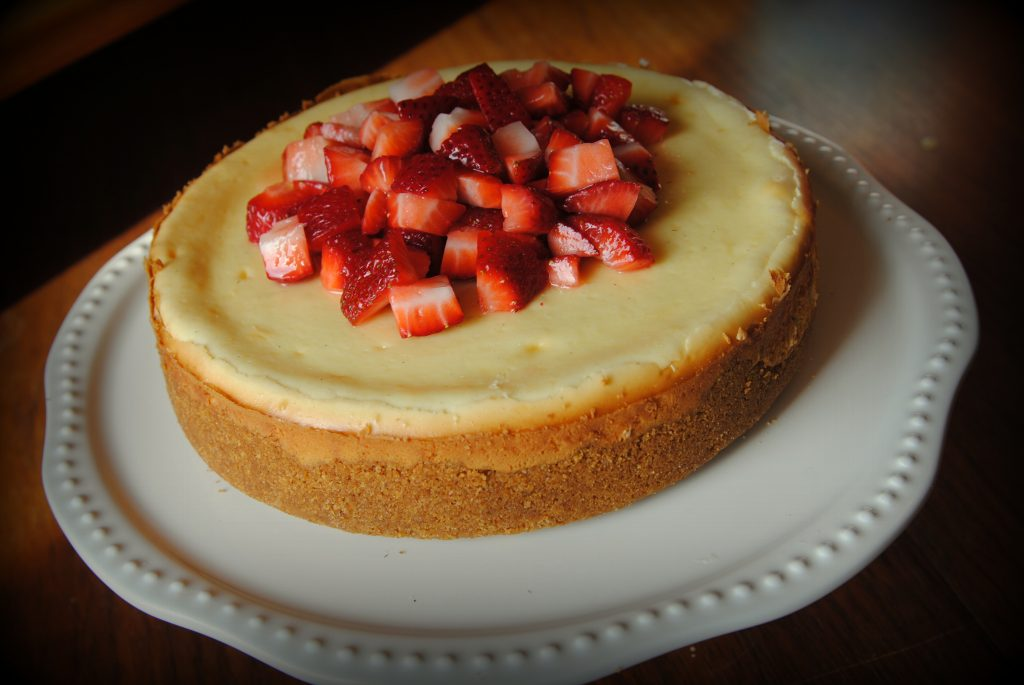 Perfect Cheesecake – Food & Swine