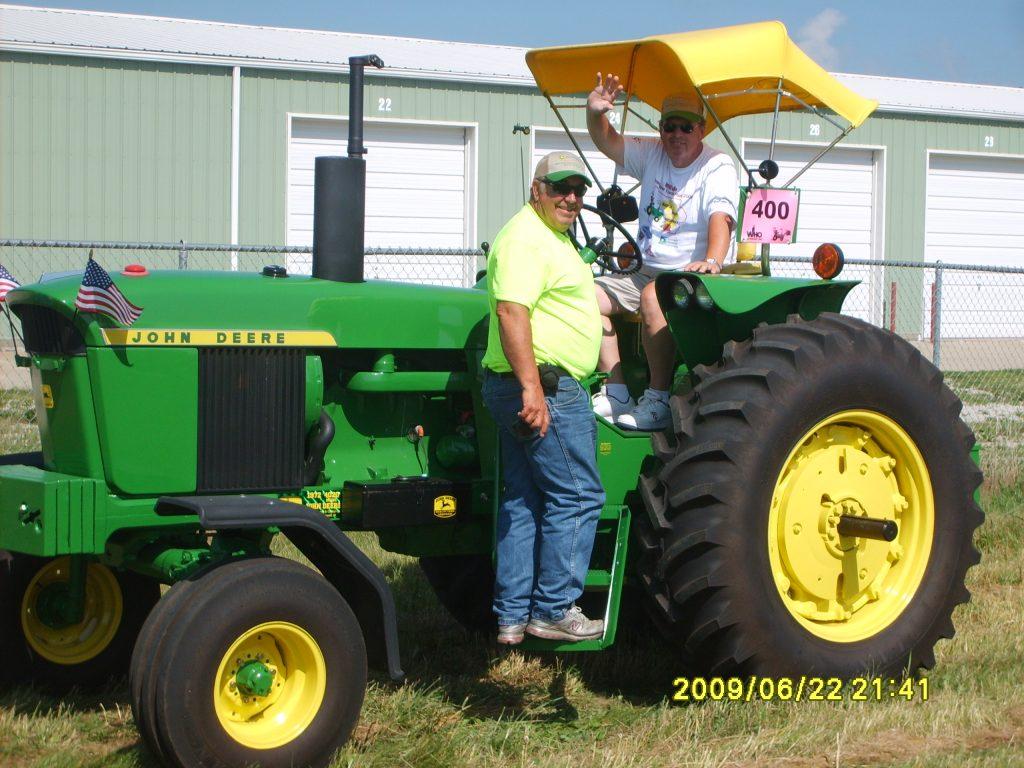 BBQ Pig Sticks & Tractor Ride