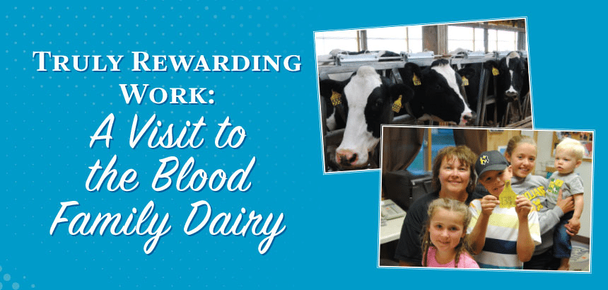 BloodDairy
