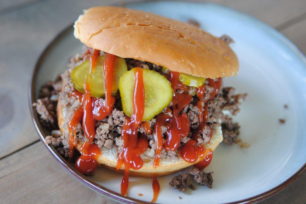 Iowa Beef Burgers