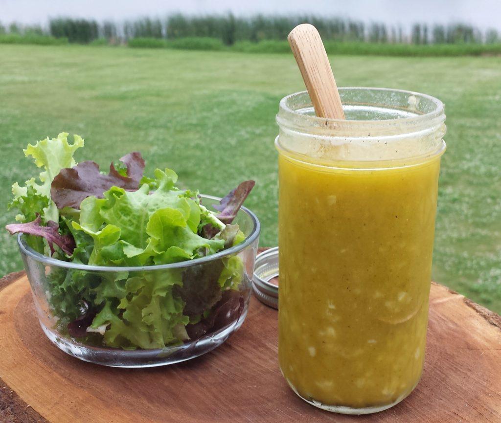 Top secret salad dressing food swine for Olive garden salad dressing recipe secret