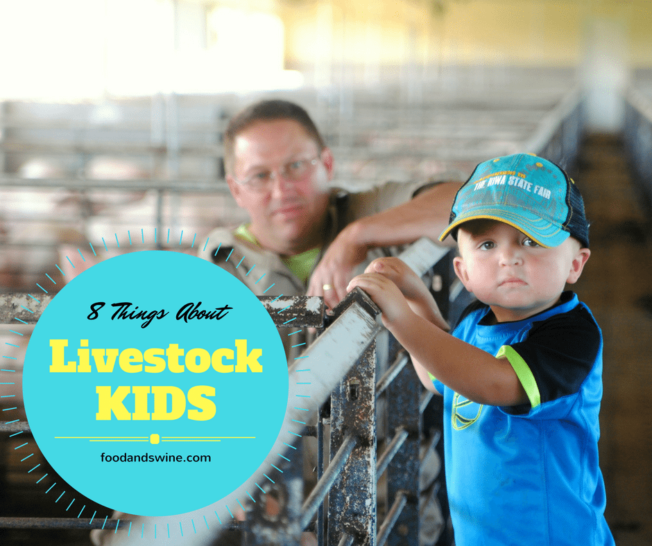 8 Things About Livestock Kids