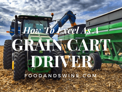 How-To-Excel-As-A-Grain-Cart-Driver